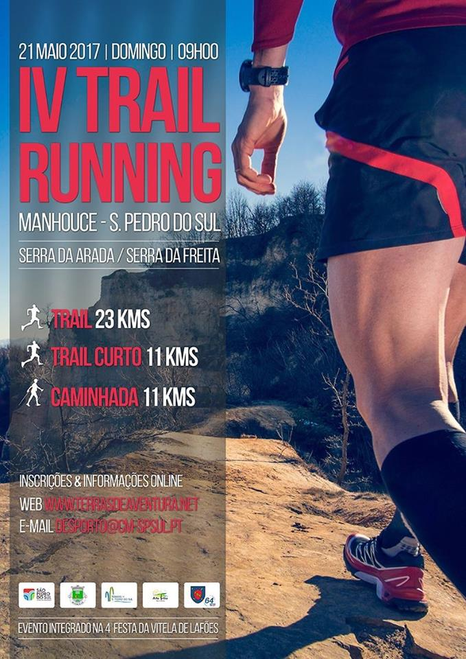 4º Trail Running de Manhouce